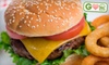 Burly's Burgers (OOB) - The Edge: $6 for Two Burly Burgers at Burly's Burgers Fries & Shakes ($13 Value)