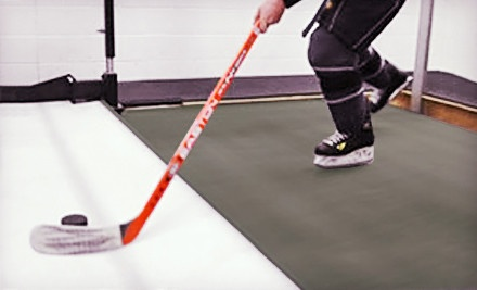 One-Hour S.P.E.E.D. Hockey-Skating Treadmill Session (a $50 value) - National Training Centers in Etobicoke