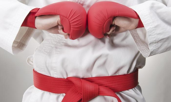 Champion Karate & Fitness - Douglasville-Lithia Springs: 10 Karate Classes at Champion Karate & Fitness (47% Off)