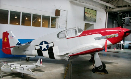 2 Adult Admissions (an $18 value) - Oakland Aviation Museum in Oakland