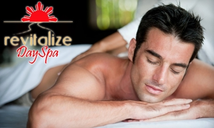 Revitalize Day Spa - Downtown Birmingham: $49 for a 90-Minute Signature Massage at Revitalize Day Spa in Birmingham ($105 Value)