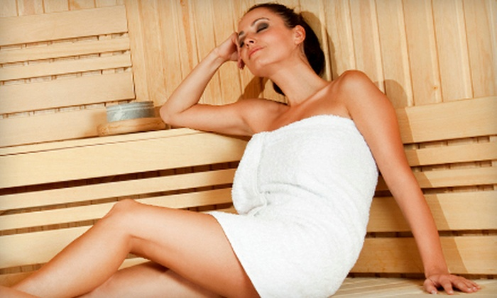 Gaia Health Care - Connaught: 3, 5, or 10 Infrared Sauna Sessions at Gaia Health Care (Up to 68% Off)