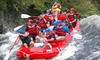 U.S. Rafting - West Forks: Weekday Whitewater-Rafting Adventure and Barbecue Lunch from U.S. Rafting in West Forks (Up to 62% Off)