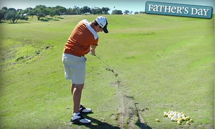 Elite Golf Performance - Austin: $49 for a Private Golf Lesson from Elite Golf Performance ($100 Value)