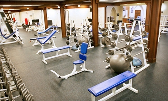 The Capital Athletic Club - Sacramento: $49 for a One-Month Membership, Two Personal-Training Sessions, and a Body-Composition Test at The Capital Athletic Club ($318 Value)