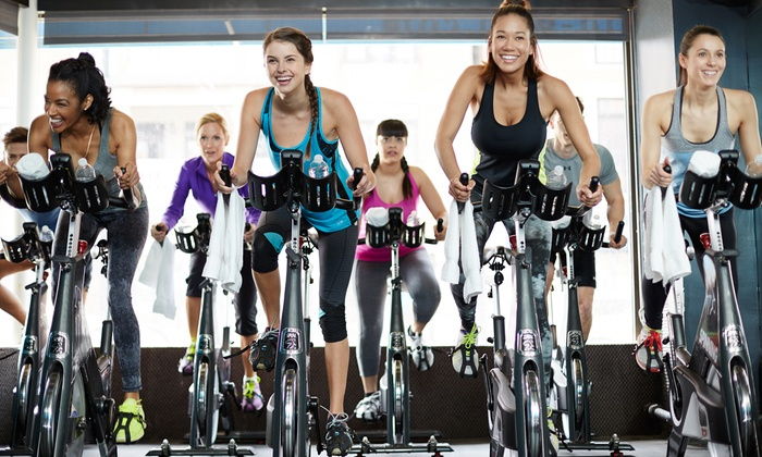 St. Louis' Original Spinning - Brentwood: $19 for Fitness Classes at  St. Louis' Original Spinning ($50 Value)