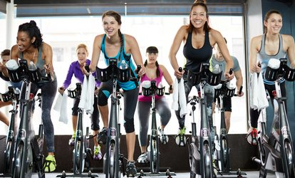 image for Five or Ten Indoor-Cycling Classes at Cycle City Indoor Cycling & Fitness (Up to 36% Off)