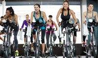 Five or Ten Spin Classes at Citypark Fitness (Up to 45% Off)