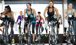 Vita Fitness: Five Classes or Two Months of Spin Classes with Optional Personal Trainer at Vita Fitness (Up to 79% Off)
