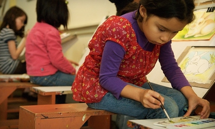 KidsArt - Multiple Locations: Art Classes for Kids and Adults at KidsArt.