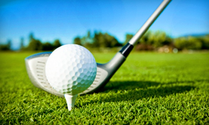 GolfEd - Alafaya Business Center: Private-Golf-Lesson Package with Practice Time at Golf Ed (Up to 59% Off)