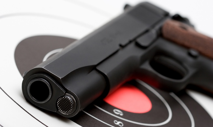 Wetmore Shooting Sports - Northeast San Antonio: Concealed-Handgun-License Course for One or Two at Wetmore Shooting Sports (Up to 45% Off)