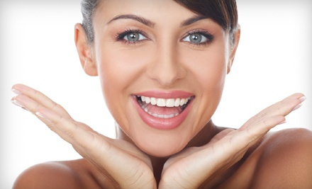 2 Teeth-Whitening Sessions (a $165 value) - Skin Deep Aesthetics in Conway