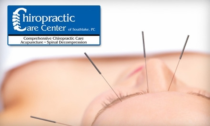 Chiropractic Care Center of Southlake - South Ridge Lakes: $29 for an Acupuncture Package at Chiropractic Care Center of Southlake (Up to $270 Value)