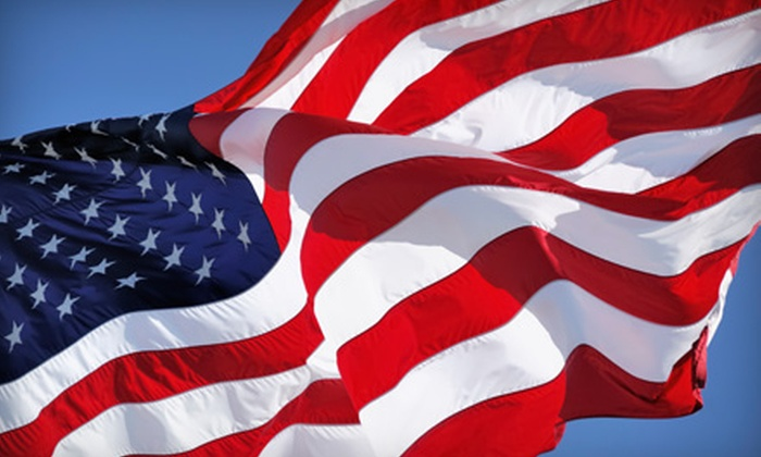Flag World - Multiple Locations: $20 for $40 Worth of Flags and Banners at Flag World