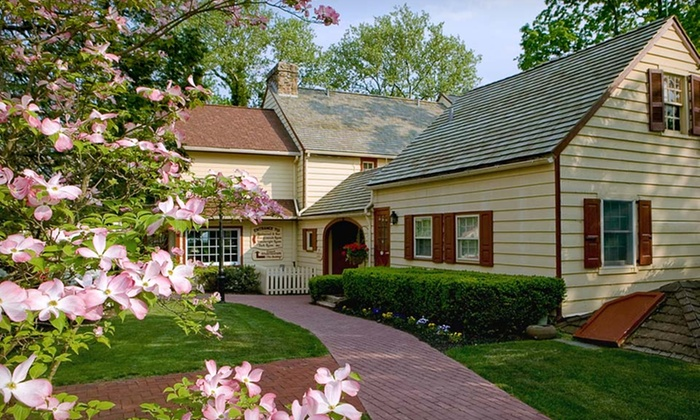 Joseph Ambler Inn - North Wales: $99 for a One-Night Stay for Two in a Deluxe Queen Room at Joseph Ambler Inn in Greater Philadelphia (Up to $210 Value)