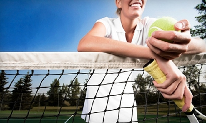 Peak Performance - Broadview Heights: $30 for One Private Tennis Lesson at Peak Performance Center in Broadview Heights