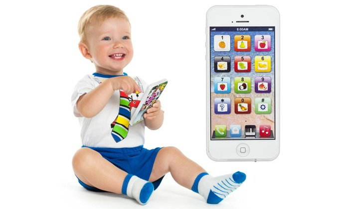 33% OFF Rechargeable Toy Phone...