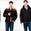 Up to 79% Off a Sean John Men's Winter Coat