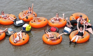 Seven Oaks Recreation: River Tube, Kayak, or Canoe Excursion for Two or Four from Seven Oaks Recreation  (Up to 46% Off)