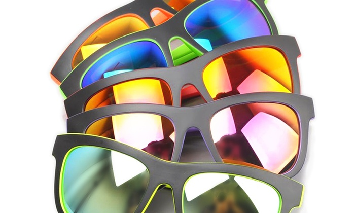 Double Colored Sunglasses for Men and Women