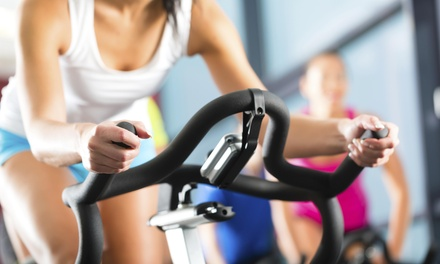 Three 60-Minute Indoor-Cycling Classes from Mad Fitness SB (66% Off)