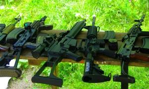 Arsenał Szkolenia Strzeleckie: Pakiet strzelecki ze szkoleniami, wypożyczeniem broni i więcej od 29,99 zł z firmą Arsenał – 5 lokalizacji