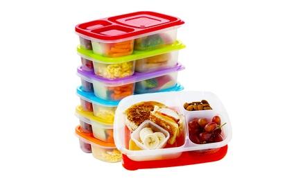 bento food lunch box set 12 piece groupon. Black Bedroom Furniture Sets. Home Design Ideas