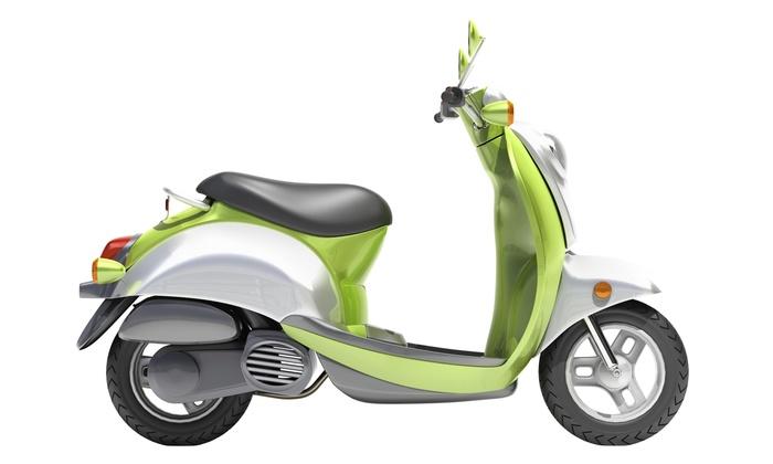 Scoot Vegas - Las Vegas: $45 for $50 Worth of Scooter Rental — Scoot Vegas