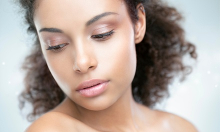 Fancy, Foxy, or Flawless Facial-and-Makeup Package at The Pink Makeup Junky (Up to 55% Off)