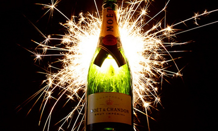 Scarlet - Chicago: One Bottle of Moët or Dom Pérignon, or VIP Seating for Six with Three Bottles at Scarlet (Up to 70% Off)