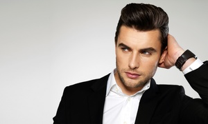 18 | 8 Fine Men's Salon - Avon: One Men's Executive Haircut with Optional Add-On at 18 | 8 Fine Men's Salons (Up to 44% Off)