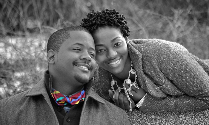 RM Photography - Washington DC: $79 for an On-Location Engagement Photoshoot With Ten Images at RM Photography ($325 Value)