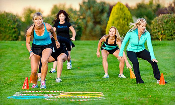 Kaia F.I.T. - West Roseville: 12 Drop-In Boot-Camp Classes or Five Weeks of Boot Camp at Kaia F.I.T. in Roseville (Up to 83% Off)