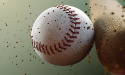 FourWeek Baseball or Softball Clinic from Overtime Sports (60% Off)
