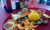 The Cajun Stop - Downtown: $15 for $25 Worth of Cajun Cuisine for Two or More at the Cajun Stop