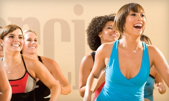 Jazzercise Fitness Centre - Multiple Locations: $39 for Two Months of Unlimited Classes at Jazzercise Fitness Centre ($79 Value)