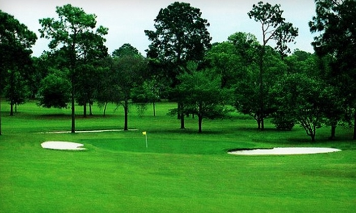 Rainbow's End Golf Club - Dunnellon: $10 for Round of Golf and Cart at Rainbow's End Golf Club