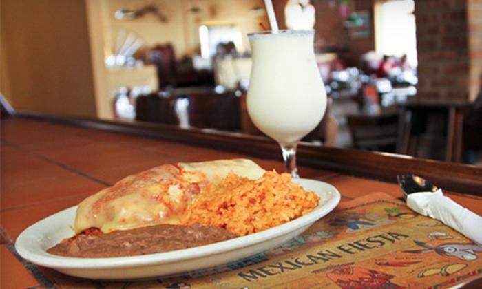 La Fiesta Chicago - Mount Greenwood: $15 Worth of Mexican Fare