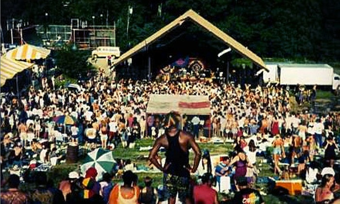 40th Annual Rock N Reggae Festival - Woodbury: One-Day Pass or Two-Day VIP Pass to 40th Annual Rock N Reggae Festival at Woodbury Ski Area (Up to 51% Off)