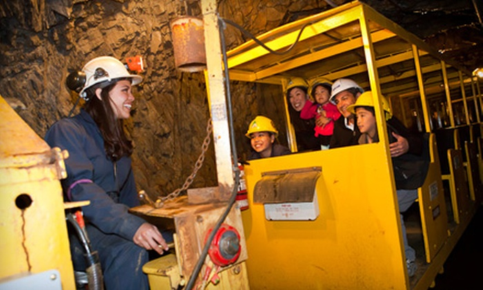 Britannia Mine Museum - Britannia Beach: Adult or Family Admission to Britannia Mine Museum in Britannia Beach