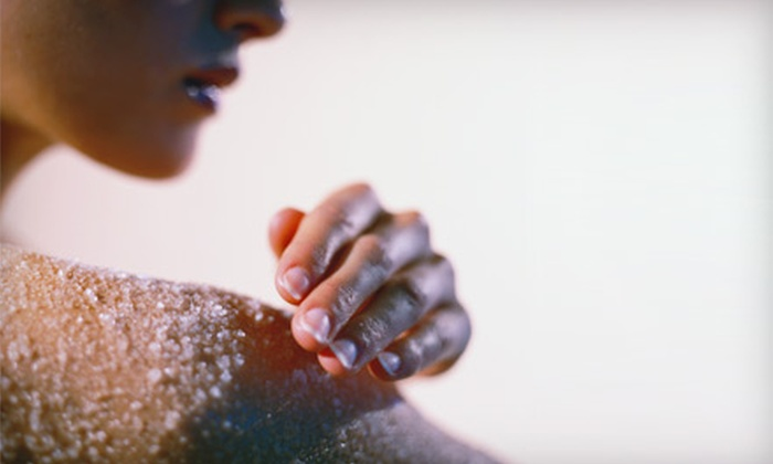 Spa Synergy - Garden Park: One, Two, or Three Salt or Sugar Scrubs at Spa Synergy in Lewisville