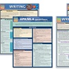 English Language and Writing Laminated Study Guides
