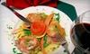Amici III Restaurant - Linden: $30 Worth of Authentic Italian Cuisine