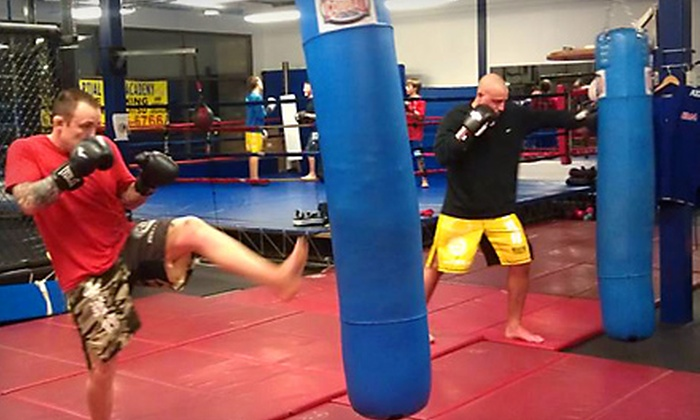 Extreme Martial Arts Academy - Schererville: $25 for Five Kickboxing Classes at Extreme Martial Arts Academy in Schererville ($92 Value)