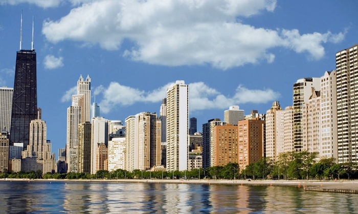 Wyndham Chicago Hotel - Near North Side: One-Night Stay for Two in a One-Bedroom King Suite at the Wyndham Chicago Hotel