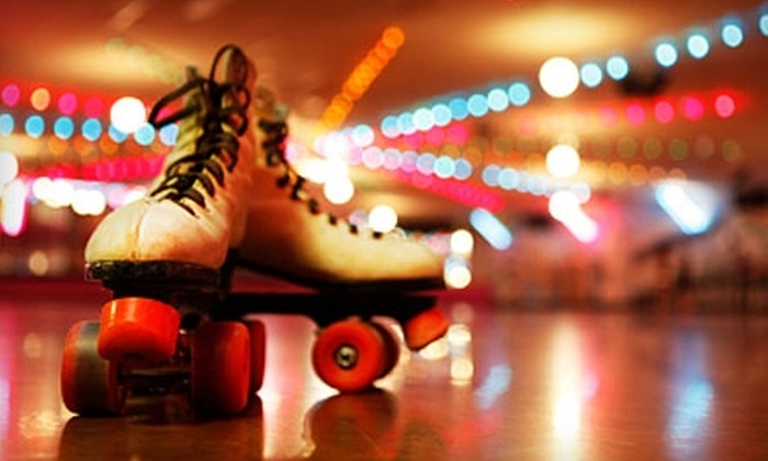 Skate Center - Roanoke: $7 for One Skate and Play Zone Admission, Skate Rental, Five Game Tokens, and a Slice of Pizza with Medium Soft Drink at Skate Center (Up to $16 Value)