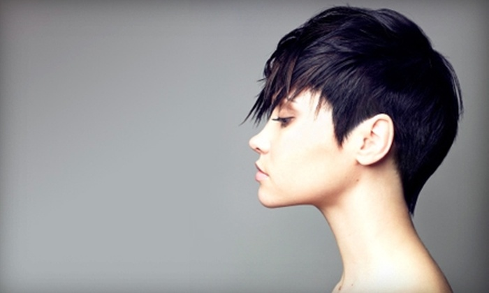 Brillare Hairdressing Academy - Multiple Locations: $25 for $50 Worth of Hair Services at Brillare Hairdressing Academy. Two Locations Available.