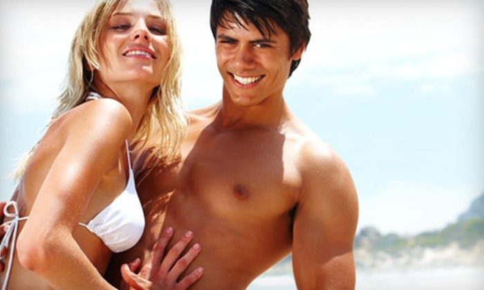 Realmonte Salon and Spa - Gates: One or Three Spray Tans at Realmonte Salon and Spa (Up to 55% Off)