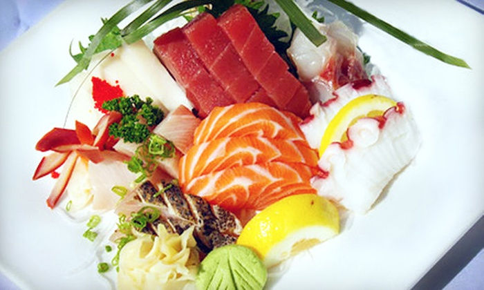 Xaga Sushi - Multiple Locations: $20 for $40 Worth of Sushi and Asian Fusion Fare at Xaga Sushi